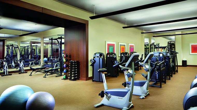 Property TheRitzCarltonToronto Hotel Spa FitnessCentre TheRitzCarltonHotelCompanyLLC