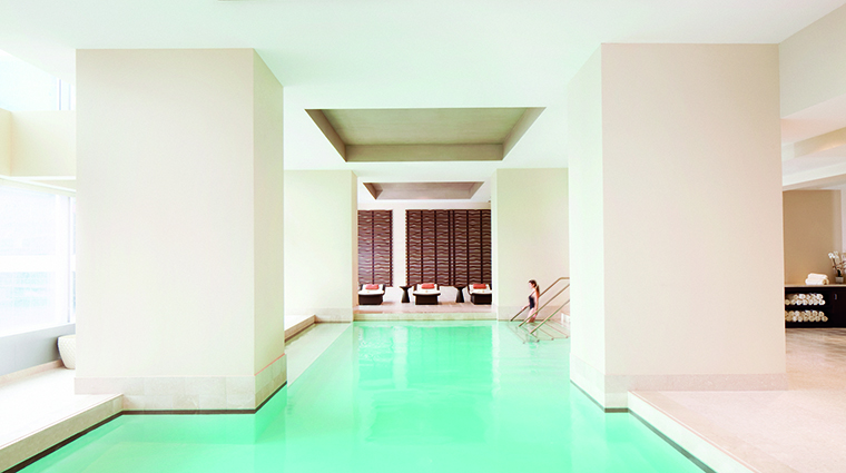 Property TheRitzCarltonToronto Hotel Spa IndoorSwimmingPool TheRitzCarltonHotelCompanyLLC