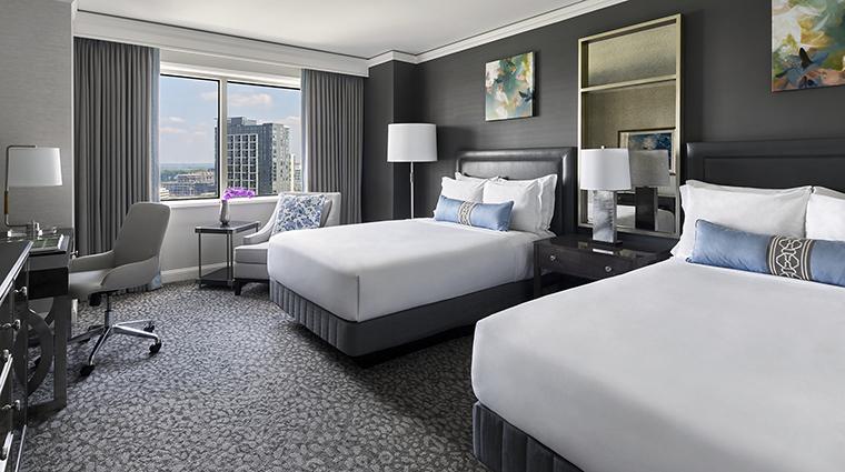 Property TheRitzCarltonTysonsCorner Hotel GuestroomSuite DeluxeDoubleBedroom TheRitzCarltonHotelCompanyLLC