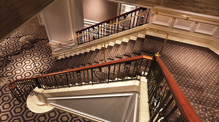 Property TheRitzCarltonWashingtonDC Hotel PublicSpaces GrandStaircase TheRitzCarltonHotelCompanyLLC