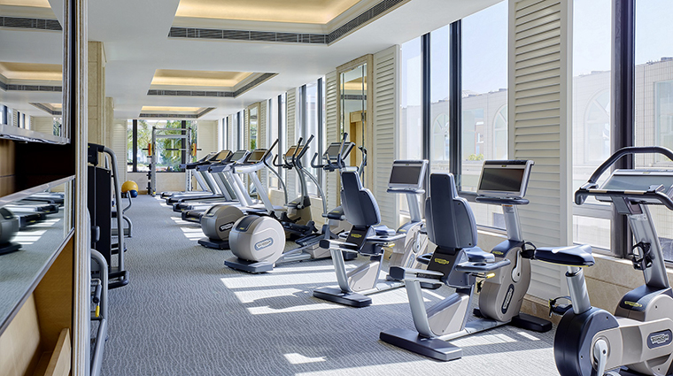 Property TheRoyalGardenHongKong Hotel PublicSpaces Gym TheRoyalGarden