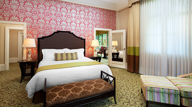 Property TheRoyalHawaiian Hotel GuestroomSuite GardenSuite StarwoodHotels&ResortsWorldwideInc