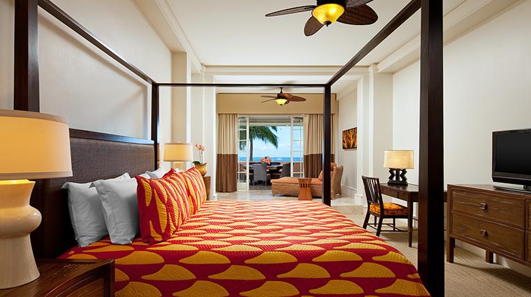 Property TheRoyalHawaiian Hotel GuestroomSuite KingKamehamehaSuiteBedroom StarwoodHotels&ResortsWorldwideInc
