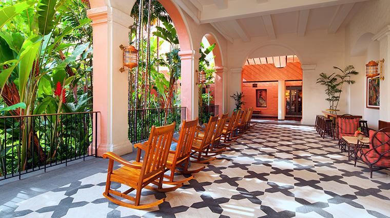 Property TheRoyalHawaiian Hotel PublicSpaces CoconutLanai StarwoodHotels&ResortsWorldwideInc