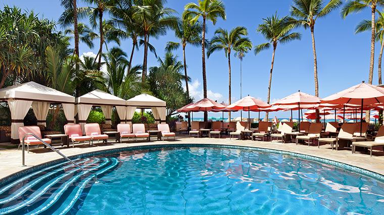 Property TheRoyalHawaiian Hotel PublicSpaces MailaniPool StarwoodHotels&ResortsWorldwideInc