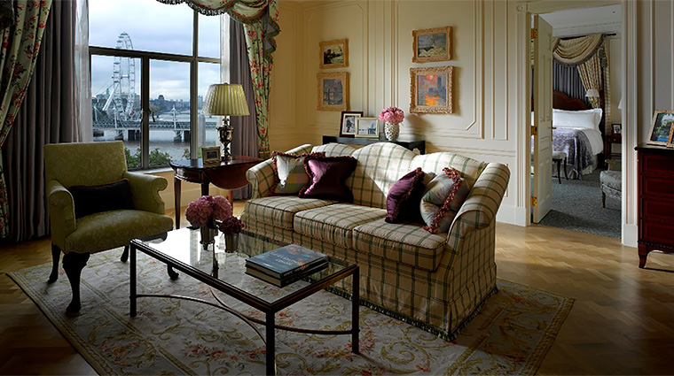Property TheSavoy Hotel GuestroomsSuites PersonalitySuitetoRiverView FRHI