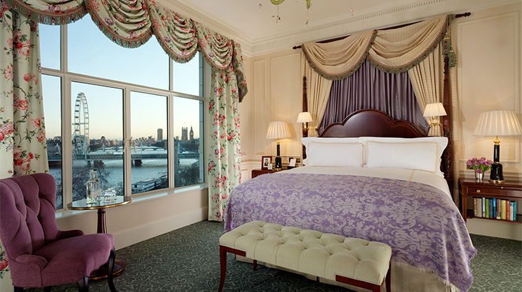 Property TheSavoy Hotel GuestroomsSuites PurpleBedding FRHI