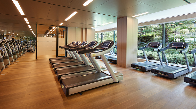 Property TheShillaSeoul Hotel PublicSpaces FitnessClub TheShillaHotels&Resorts