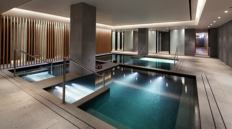 Property TheShillaSeoul Hotel Spa IndoorSauna TheShillaHotels&Resorts