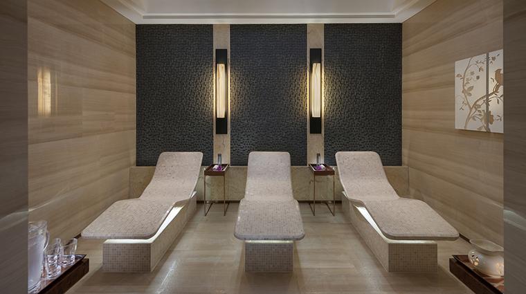 Property TheSpaAtMandarinOrientalPudongShanghai 3 Spa Style Tepidarium CreditMandarinOrientalHotelGroup