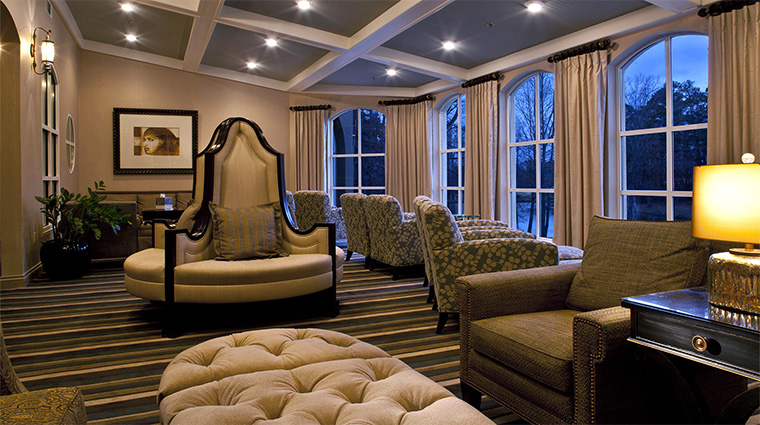 Property TheSpaatChateauElan 4 Spa Style WaitingRoom CreditChateauElan
