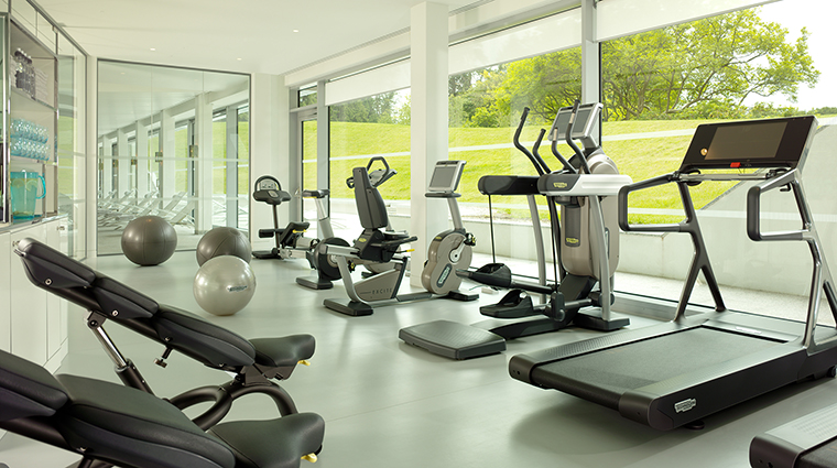 Property TheSpaatCoworthPark Spa Gym DorchesterCollection