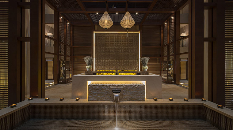 Property TheSpaatFourSeasonsHotelBeijing 1 Spa Style SpaReception CreditFourSeasons
