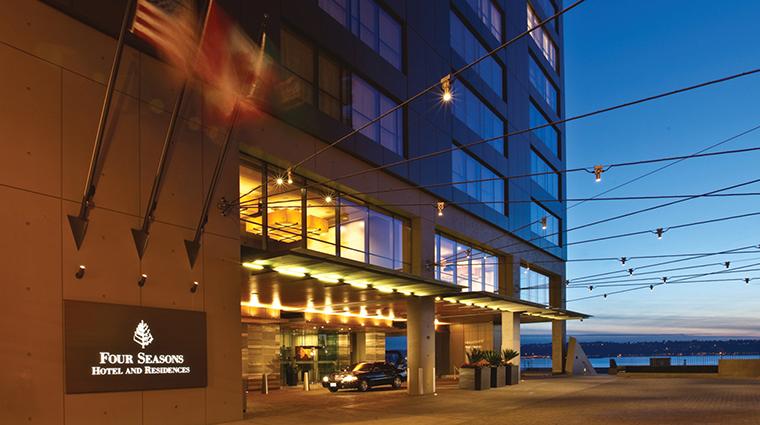 Property TheSpaatFourSeasonsHotelSeattle Spa HotelExterior FourSeasonsHotelsLimited