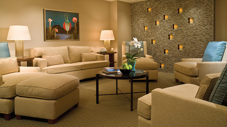Property TheSpaatFourSeasonsHotelSeattle Spa RelaxationRoom FourSeasonsHotelsLimited