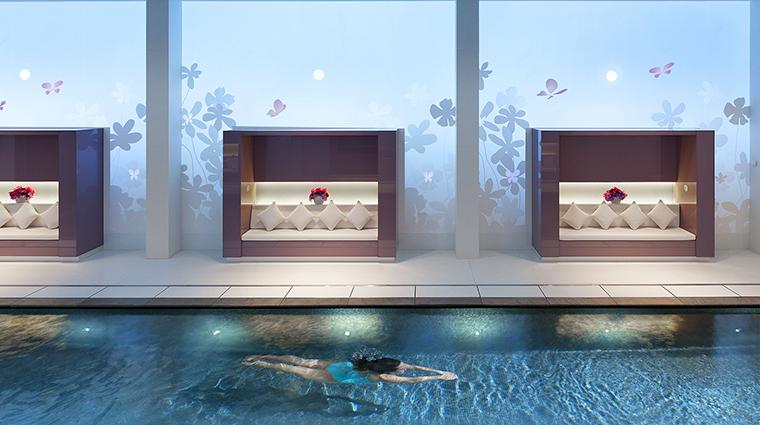 Property TheSpaatMandarinOrientalParis Spa IndoorPool MandarinOrientalHotelGroup
