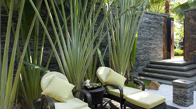 Property TheSpaatMandarinOrientalSanya Spa RelaxationArea MandarinOrientalHotelGroup