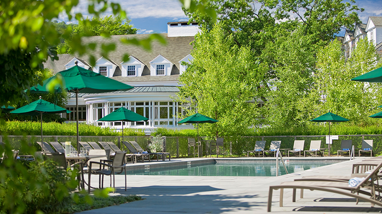 Property TheSpaatWoodstockInn&Resort Spa Pool WoodstockInn&Resort