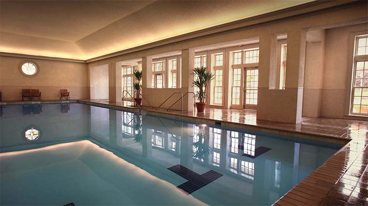 Property TheSpaofColonialWilliamsburg 4 Spa Style IndoorPool CreditTheColonialWilliamsburgFoundation