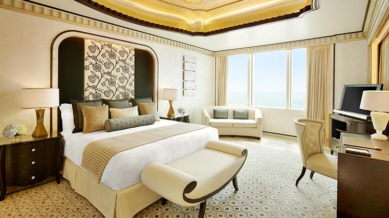 Property TheStRegisAbuDhabi Hotel GuestroomSuite AbuDhabiSuiteBedroom MarriottInternationalInc