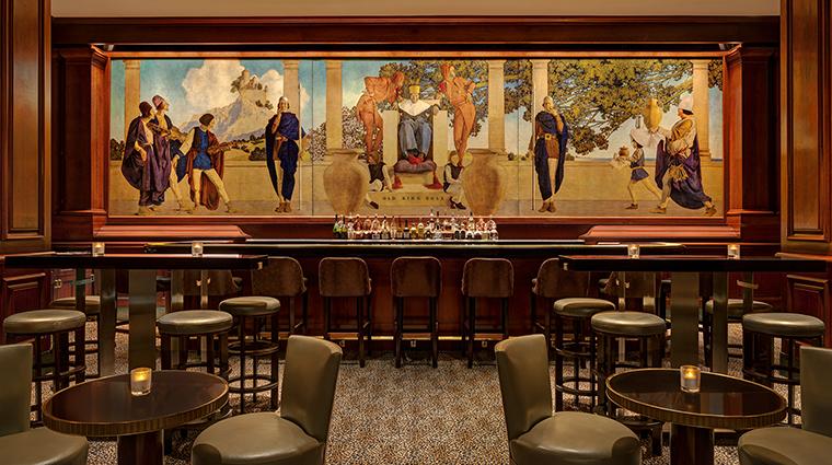 Property TheStRegisNewYork Hotel BarLounge KingColeBar&Salon StarwoodHotels&ResortsWorldwideInc