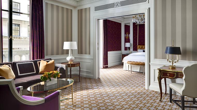 Property TheStRegisNewYork Hotel GuestroomSuite AstorSuite StarwoodHotels&ResortsWorldwideInc