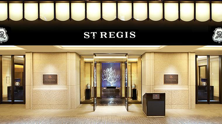 Property TheStRegisOsaka Hotel Exterior Entrance StarwoodHotels&ResortsWorldwideInc