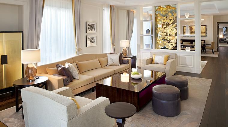 Property TheStRegisOsaka Hotel GuestroomSuite RoyalSuiteLivingRoom StarwoodHotels&ResortsWorldwideInc