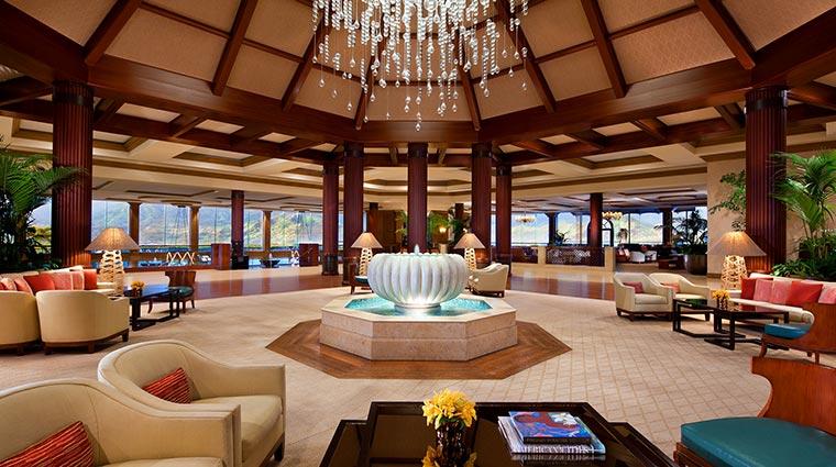 Property TheStRegisPrincevilleResort Hotel PublicSpaces Lobby CreditStarwoodHotelsandResortsWorldwideInc