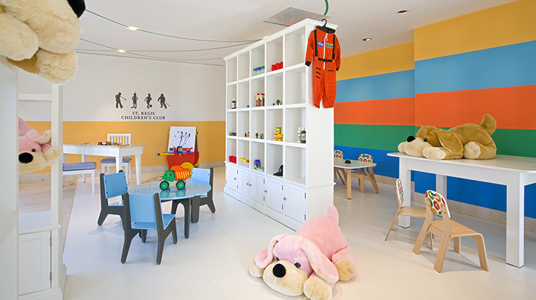Property TheStRegisPuntaMitaResort Hotel PublicSpaces ChildrensClub StarwoodHotelsResortWorldwideInc
