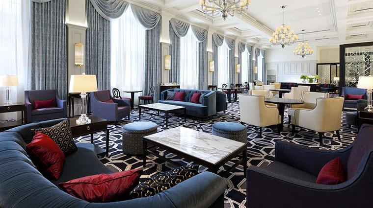 Property TheTokyoStationHotel Hotel PublicSpaces TheLobbyLounge JRHotelGroup