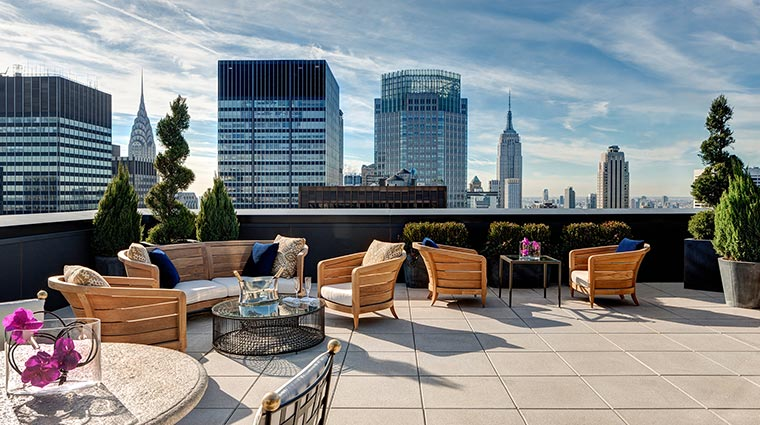 Property TheTowersAtTheNewYorkPalace Hotel GuestroomsSuites JewelSuiteTerrace CreditTheNewYorkPalace