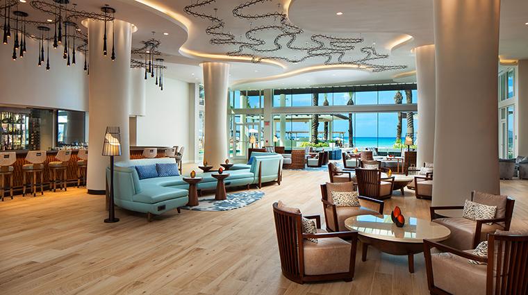Property TheWestinGrandCaymanSevenMileBeachResortandSpa Hotel PublicSpaces Lobby MarriottInternational