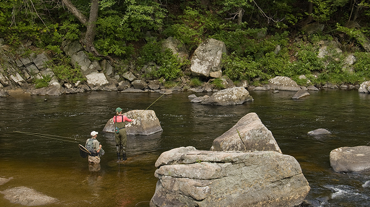 Property TheWhitefaceLodge Hotel Activities FlyFishingLesson TheWhitefaceLodge