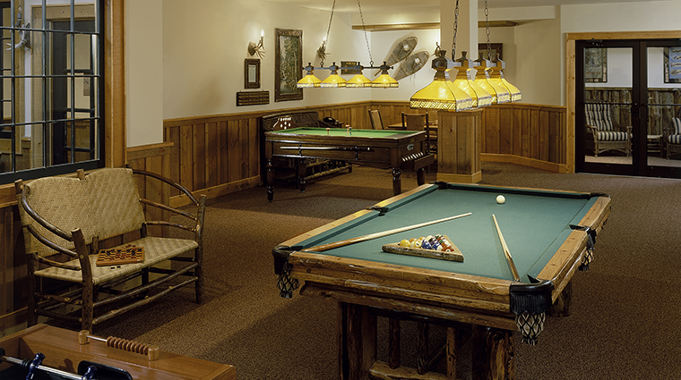 Property TheWhitefaceLodge Hotel Activities GameRoom TheWhitefaceLodge