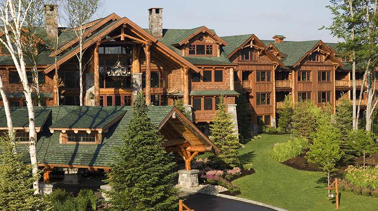 Property TheWhitefaceLodge Hotel Exterior FrontExterior TheWhitefaceLodge