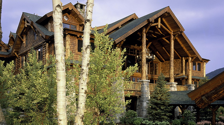 Property TheWhitefaceLodge Hotel Exterior FrontExterior2 TheWhitefaceLodge