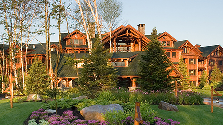 Property TheWhitefaceLodge Hotel Exterior FrontExterior3 TheWhitefaceLodge