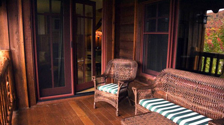 Property TheWhitefaceLodge Hotel GuestroomSuite SuitePorch TheWhitefaceLodge