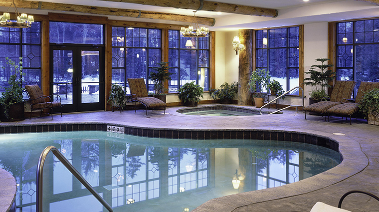 Property TheWhitefaceLodge Hotel PublicSpaces IndoorPool TheWhitefaceLodge