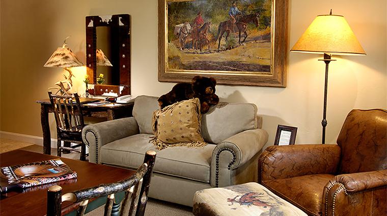 Property TheWortHotel Hotel GuestroomsSuites LivingArea WortHotel