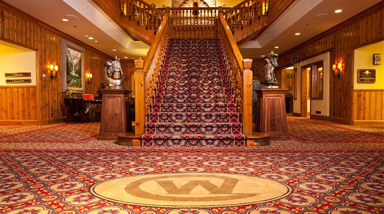 Property TheWortHotel Hotel PublicSpace LobbyStaircase WortHotel