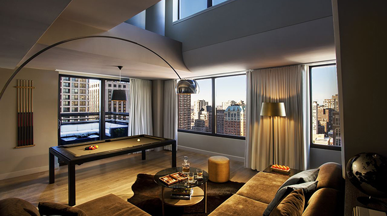 Property ThompsonChicago Hotel GuestroomSuite Penthouse ThompsonHotels