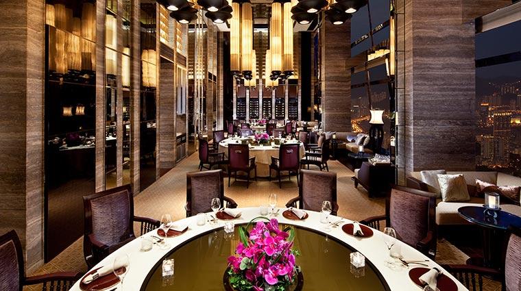 Property TinLungHeen Restaurant PrivateDiningRoom CreditTheRitz CarltonHotelCompanyLLC