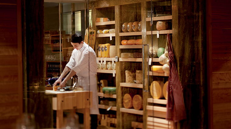 Property Toca Restaurant 6 Style CheeseCave CreditTheRitz CarltonHotelCompanyLLC