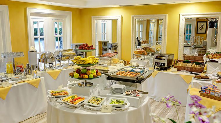Property TortugaBay Hotel Dining BambooRestaurantBreakfast GrupoPuntacana