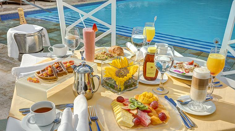 Property TortugaBay Hotel Dining BambooRestaurantBreakfast2 GrupoPuntacana