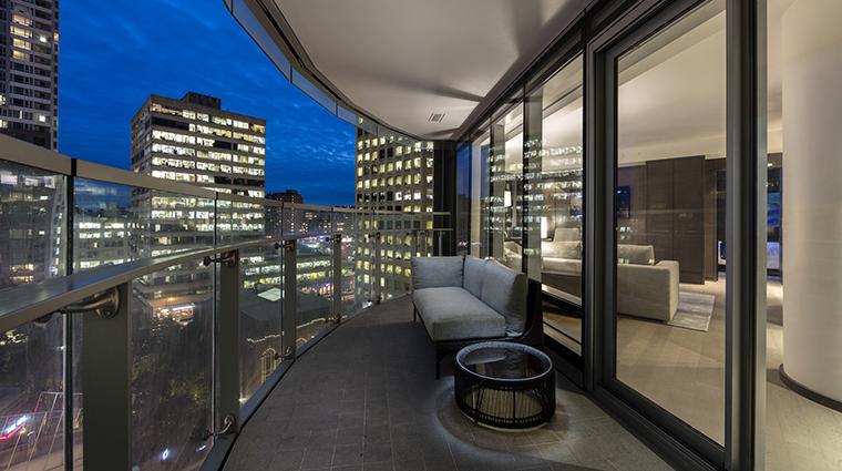 Property TrumpInternationalHotel&TowerVancouver Hotel GuestroomSuite GuestroomTerrace TrumpInternationalHotelsManagementLLC