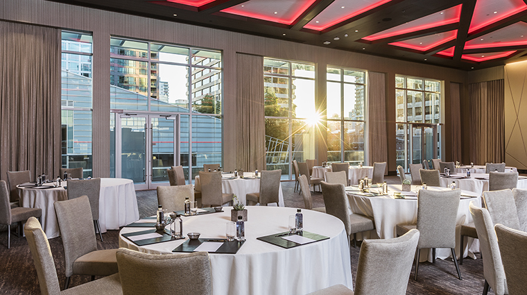 Property TrumpInternationalHotel&TowerVancouver Hotel PublicSpaces TheGrandBallroom TrumpInternationalHotelsManagementLLC