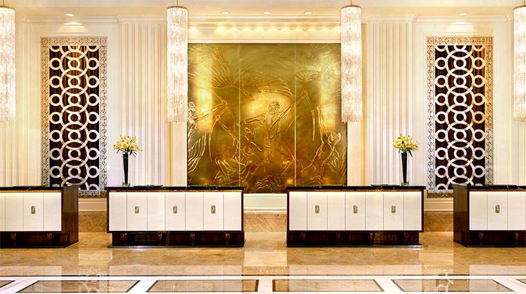 Property TrumpInternationalHotelLasVegas 1 Hotel PublicSpaces Lobby CreditTrumpInternationalHotelLasVegas